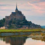 Baie du Mont Saint-Michel en Bretagne, France © tourismebretagne.com Marc Le Rouge