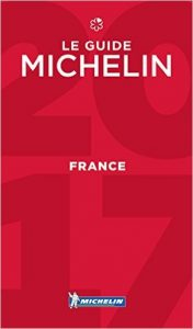 Guide Michelin 2017 France